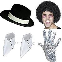 Amazon.it  Michael Jackson - Cappelli   Accessori  Giochi e giocattoli ec4df2198dcb
