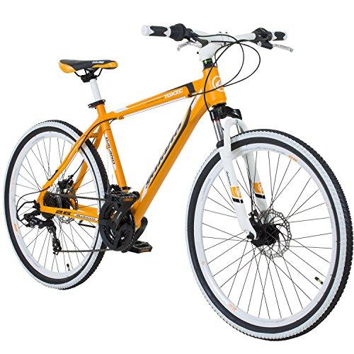 Galano 26 Zoll Toxic Mountainbike Hardtail MTB Jugendmountainbike Jugendfahrrad