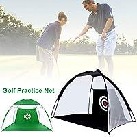 SOWLFE Red de Golpe de Golf para Exteriores 39/78 Pulgadas (1M / 3M) - Red de Corte de Golf Plegable con Objetivo | Kit de Red de práctica de Golf | Ayuda de Entrenamiento para Deportes al Aire Libre