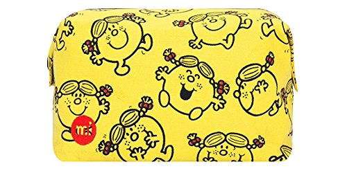 Mi-Pac Mi-Pac Wash Bag Little Miss Sunshine Trousse de Toilette, 20 cm, Jaune (Yellow)