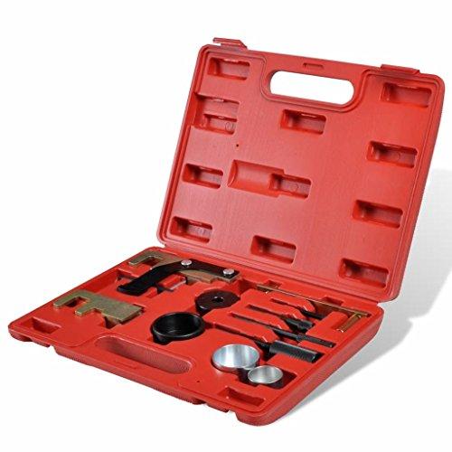 Kit d'outil d'ajustement du moteur d'outils de Opel Renault Nissan conviennent aux marques Renault/Opel / Vauxhall/Suzuki / Mitsubishi/Dacia et aux codes de moteur K9K, F9Q, G9T, G9U