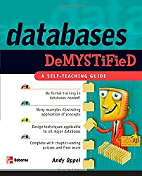 Databases Demystified: A Self-teaching Guide