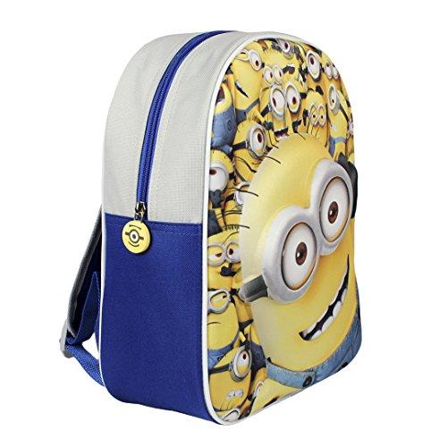 Minions 3D Rucksack - Backbag - sac a dos - mochila .-...