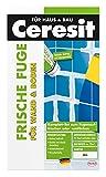 Ceresit Frische Fuge, 125 ml, 1 Stück, weiß, CF6WS