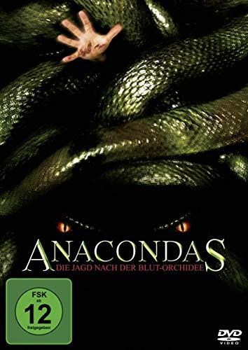 Anacondas - Die Jagd nach der Blut-Orchidee (uncut)
