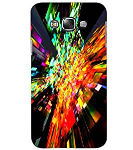 SAMSUNG GALAXY GRAND 3 ILLUSSION Back Cover by PRINTSWAG