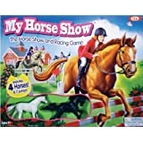 POOF-Slinky - Ideal My Horse Show and Racing Board Game, 0C618BL by Ideal
