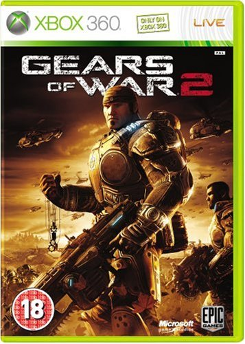 Gears Of War 2 (xbox 360) - Preowned: Excellent Condition