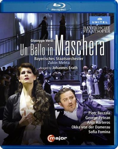 Verdi: Un Ballo In Maschera (München, 2016) [Blu-ray]