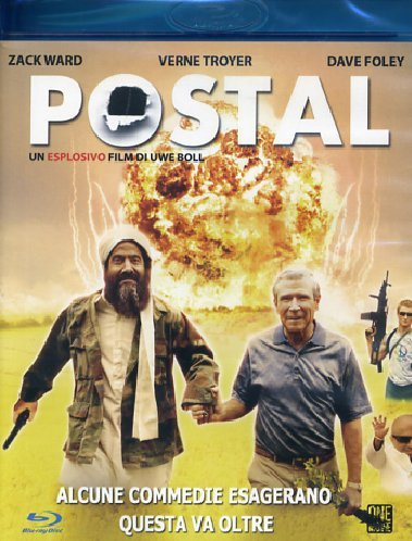 Postal [Blu-ray] [IT Import]