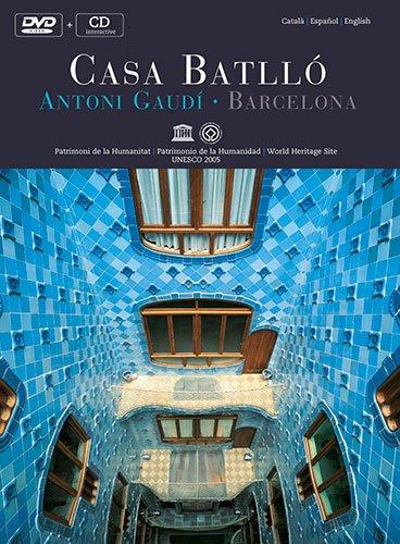 Casa Batlló: Anotni Gaudí, Barcelona: Antoni Gaudi - Barcelona - World Heritage Site (DVD)