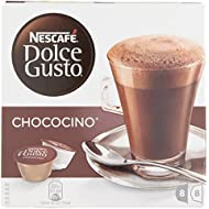 NESCAFÉ Dolce Gusto Chococino Coffee Pods, 16 Capsules (8 Servings)