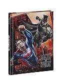 Batman vs Superman - agenda diario standard 18x13 - scuola 2018-2019 - non datato rosso
