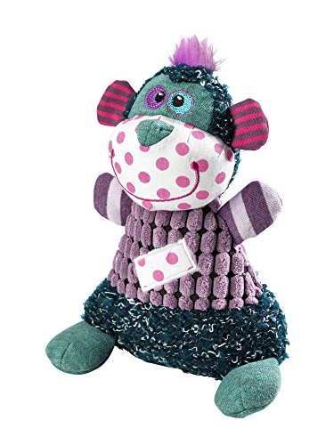 Hunter Hundespielzeug Patchwork Perry Affe… | 04016739623379