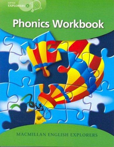 Explorers Little A Phonics Wb: Phonics Workbook (Mac Eng Exp Phonics)