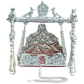 Kriti Creations Krishna Jhula with Krishna