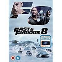 Fast & Furious 8 DVD + digital download
