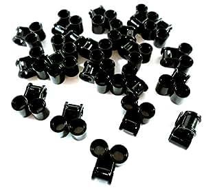 20 st ck lego technic doppel pinloch achs verbinder in. Black Bedroom Furniture Sets. Home Design Ideas