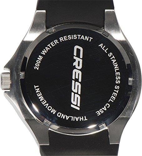 Orologio Professionale Dual 200m Cressi Subacqueo Time Traveller F3TKulcJ1