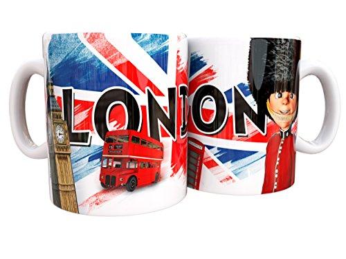 London Mug Kid