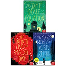 Christopher Edge Collection 3 Books Set (The Infinite Lives of Maisie Day, The Many Worlds of Albie Bright, The Jamie Drake Equation)
