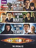 doctor who - the specials #02 (3 dvd) box set dvd Italian Import