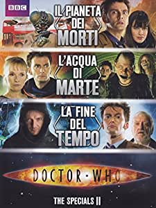 Doctor Who - The specials Volume 02