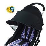 Kinderwagen sonnenschutz Kinderwagen sonnensegel moskitonetz Sonnenschirm, Anti UV Tuch Sonnenschirm, Baby Windproof Sonnenschirm Sonnenschutz universal Zubehör