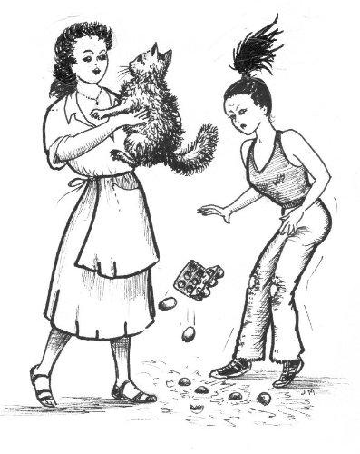 Couverture du livre Cacarinette et les Oreillettes. (Cacarinette En Provence t. 4)