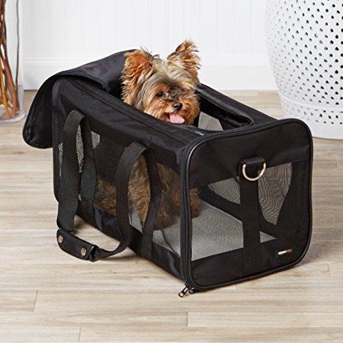 Zoom IMG-1 amazonbasics trasportino morbido per cani
