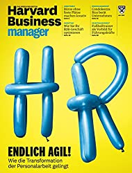 Harvard Business Manager 7/2018: Endlich agil