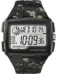Timex TW4B02900 - Orologio da uomo con movimento al quarzo, quadrante digitale e cinturino in resina