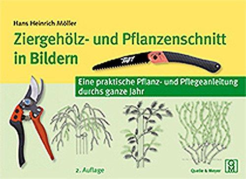 Ziergehölz- und Pflanzenschnitt in Bildern: Eine praktische Pflanz- und Pflegeanleitung durchs ganze Jahr -