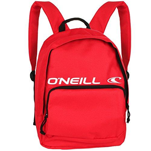 O 'Neill Backpack Mochila Core D de Pack Daypack Tiempo Libre Campus Colegio rojo rojo