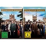 Downton Abbey - Die komplette 4. + 5. Staffel [8-DVD]