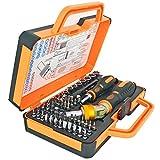 Set di cacciaviti a cricchetto e chiavi a bussola, 64punte, magnetico