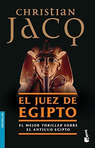 El juez de Egipto (Bestseller)
