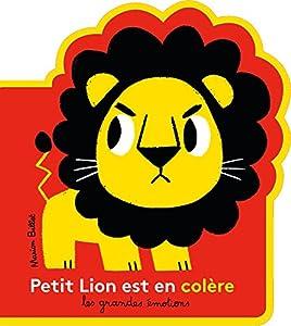"""Afficher """"Petit lion est en colère"""""""