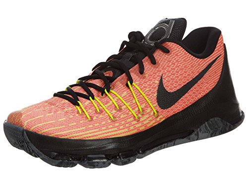Nike  Kd 8, espadrilles de basket-ball homme Orange - Orange