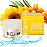 Natural Day and Night Cream for Face Dark Circles Anti-Wrinkle Acne Removal Skin