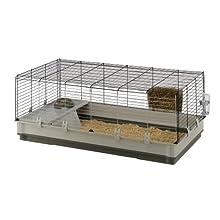 Ferplast Cage pour Lapins Krolik extra large Colori Vert