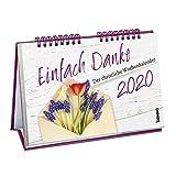 Einfach Danke 2020: Der christliche Wochenkalender -