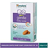 Himalaya Gentle Baby Soap, 125g - Pack of 10