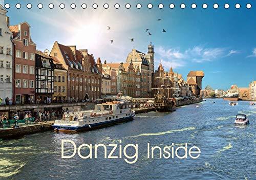 Danzig Inside (Tischkalender 2020 DIN A5 quer): Danzig, Perle der Ostsee (Monatskalender, 14 Seiten ) (CALVENDO Orte)