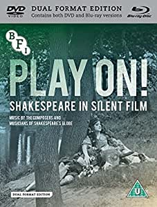 Play On! Shakespeare In Silent Film (DVD + Blu-ray)