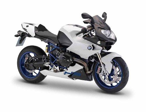 Maisto 531159 BMW R1200 HP2 Sport WB 0.05 - Moto miniatura (escala 1:12)