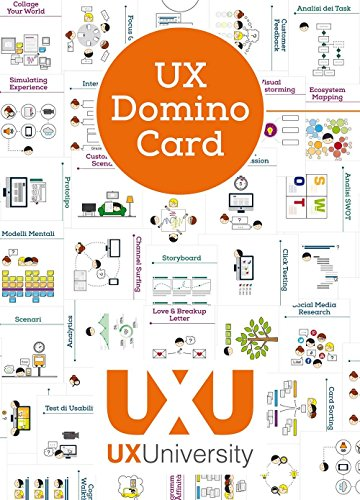 UX domino card