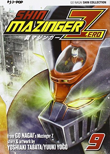 Shin Mazinger Zero: 9 (J-POP) por Go Nagai