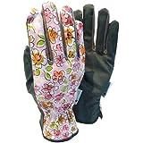 Hansons Garden GG106- Guantes para mujer (elásticos, algodón)