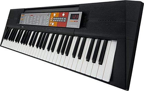 Yamaha PSR-F50 61 Keys Portable Keyboard With Adaptor(Black)
